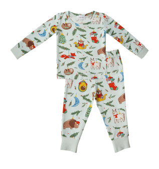 Children's Holiday Lounge Wear