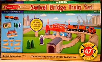Large Swivel Bridge Train