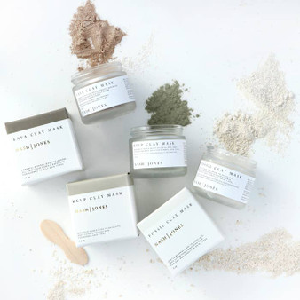Individual Clay Masks