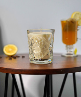 Hot Toddy Vintage Inspired Candle