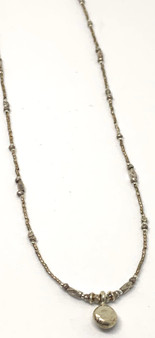 Thai Sterling Silver Necklace