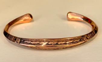 Tuareg Copper Men's Bracelet