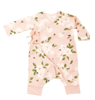 Magnolia Wrap Coverall