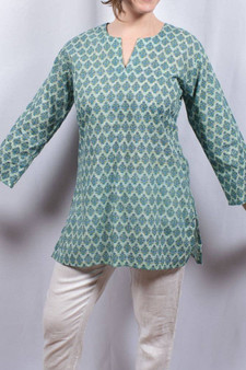 Lotus Flower Tunic