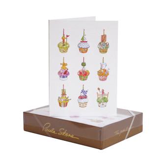 Cupcake Medley Birthday Card