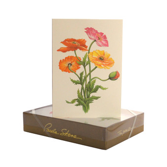 Colorful Poppies Card