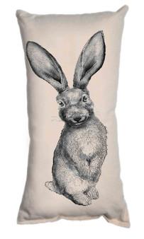 Enchanting Bunny Pillow