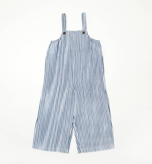 Nyree Hand-Woven Jumpsuit