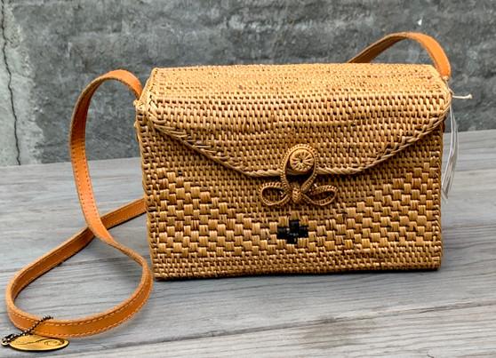 Ata Grass Handbag from Bali