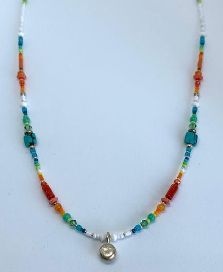 Colorful Designer Necklace
