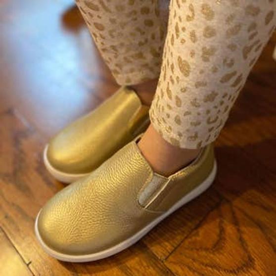 Toddler Slip-On Sneaker - Gold