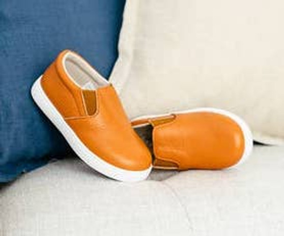Toddler Slip-On Sneaker - Pecan