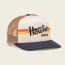 ELECTRIC STRIPE SNAPBACK HAT