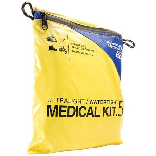 ULTRALIGHT & WATERTIGHT 0.5 MEDICAL KIT
