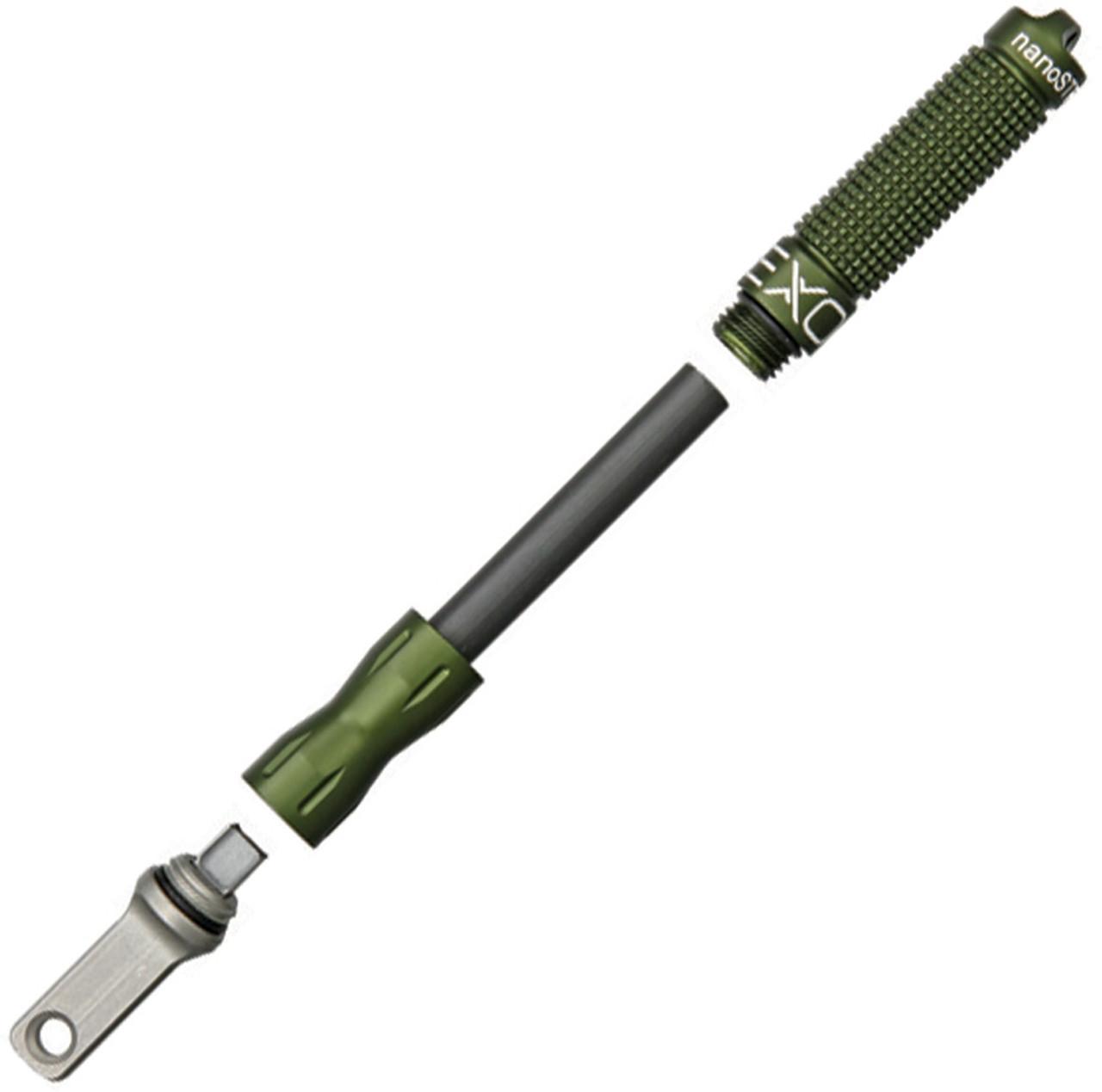 Exotac nanoSTRIKER XL Firestarter - OD Green
