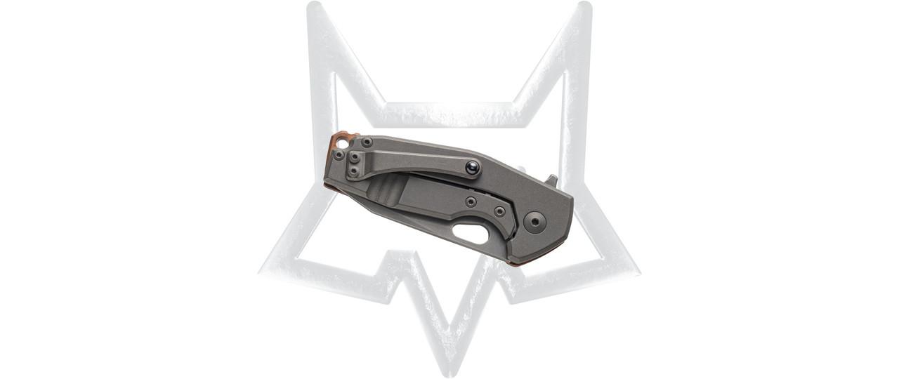 FOX Knives Suru Design by Jesper Voxnæs FX-526LE COP
