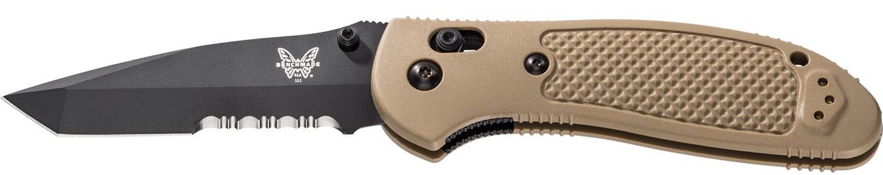 BENCHMADE 553SBKSN-S30V GRIPTILIAN Axis Folding Knife