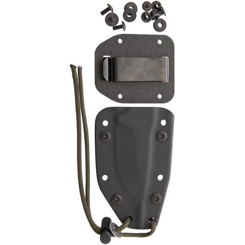 DPx Gear HEST Original Fixed Blade OD green