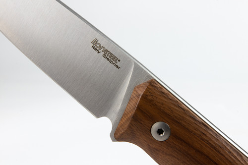 LionSTEEL B35 Santos handle