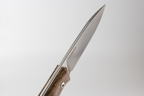 LionSTEEL B35 Walnut handle