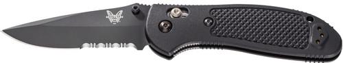 BENCHMADE 551SBK-S30V GRIPTILIAN Axis Folding Knife NEW S30V