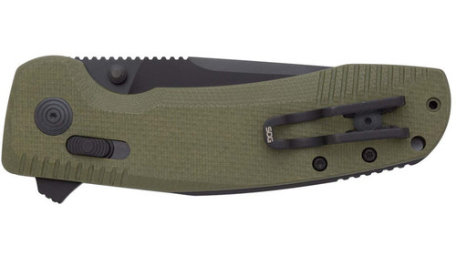 SOG Specialty Knives & Tools -tac Xr Od Green 12-38-02-41