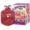 Large Disposable Helium Gas Canister - Fills 50 9 inch Balloons