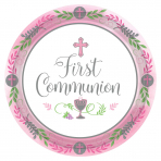 Communion Pattern Pink