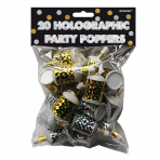 Party Poppers & Canons