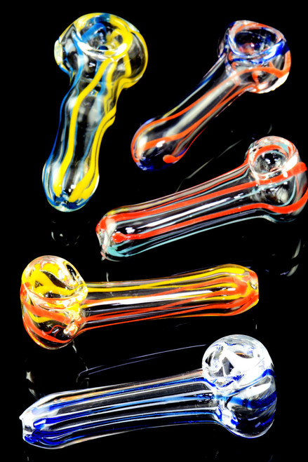 (Mix) Mini Glass Pipe - P0232