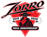 Happy centenary, Zorro!