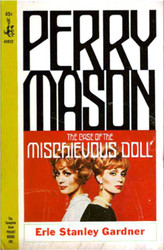 Retro Review: The Case of the Mischievous Doll by Erle Stanley Gardner