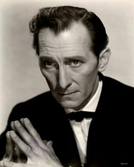 A favor for Peter Cushing, actor
