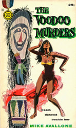Retro Review: The Voodo Murders by Michael Avallone