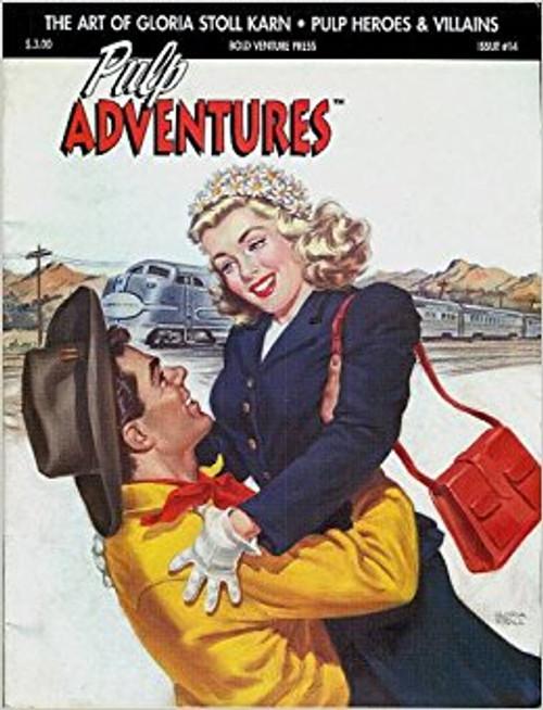 Pulp Adventures #14