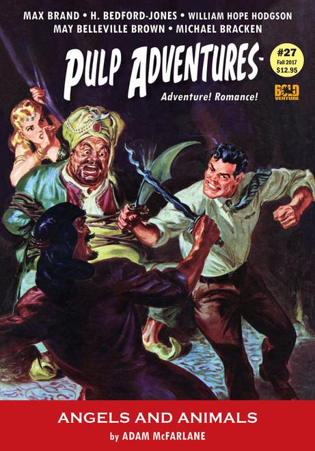 Pulp Adventures #27