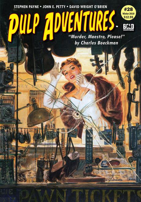 Pulp Adventures #28