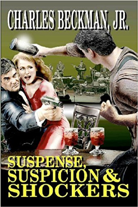 Suspense, Suspicion & Shockers