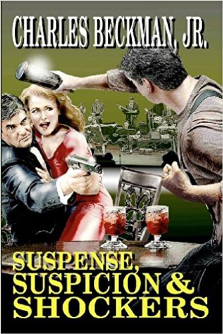 Suspense, Suspicion & Shockers