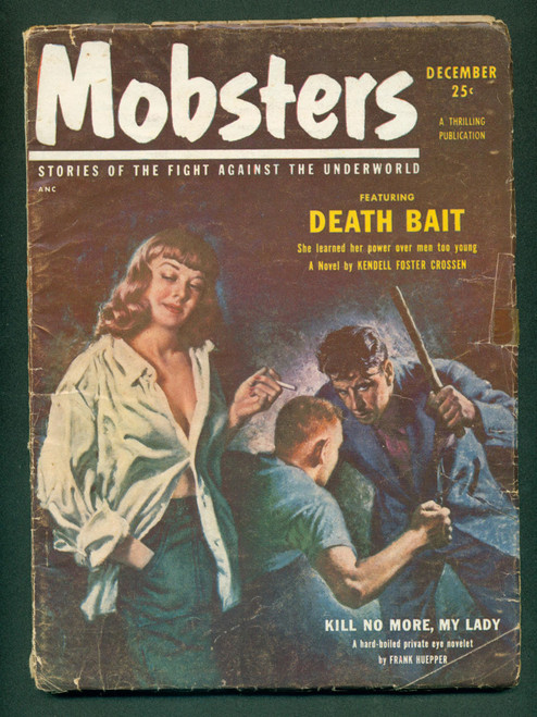 Mobsters, Dec. 1952, Volume 1 Number 1