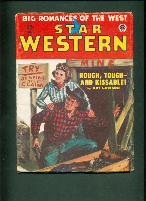 Star Western, June 1953