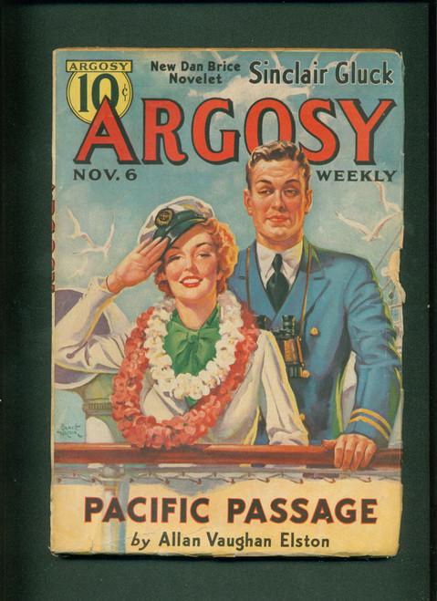 Argosy, 1937 Nov 6