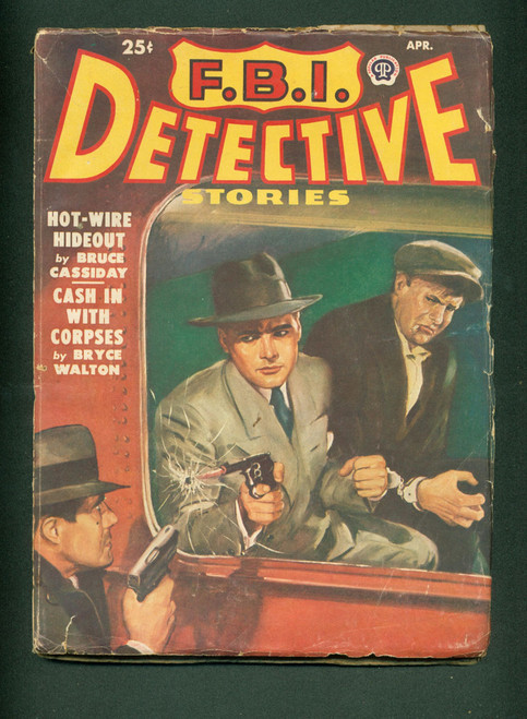 F.B.I. Detective Stories, April 1950_