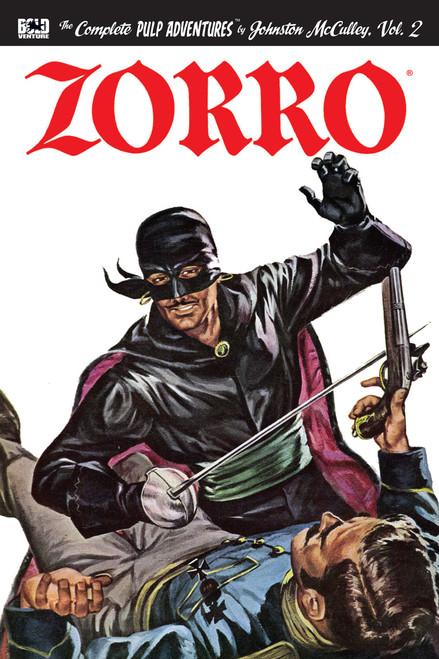 Zorro: The Complete Pulp Adventures, Vol. 2
