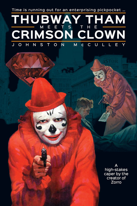 Thubway Tham Meets the Crimson Clown