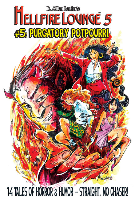 Hellfire Lounge #5: Purgatory Potpourri