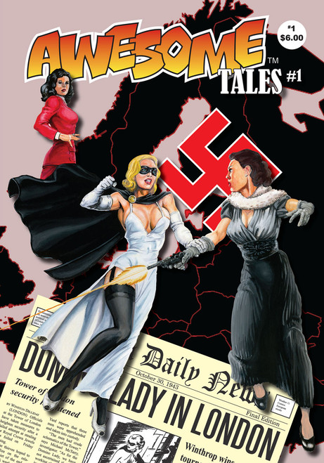 Awesome Tales #1
