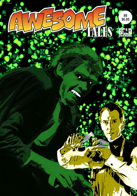 Awesome Tales #8: Frankenstein and Jekyll