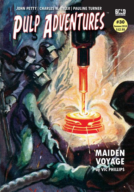 Pulp Adventures #30