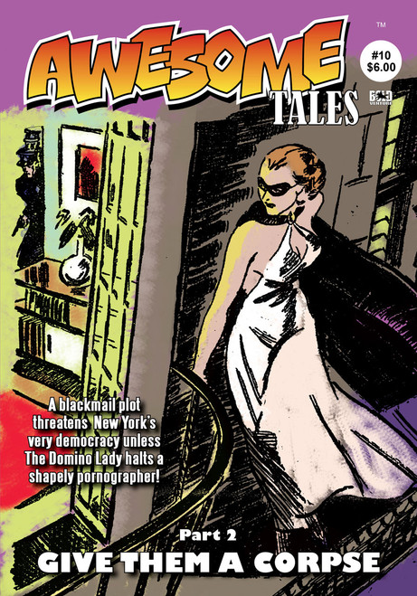 Awesome Tales #10: Broken Doll